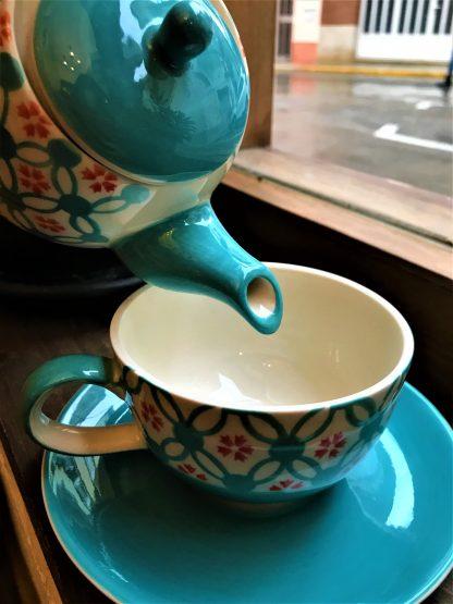 tea for one dora
