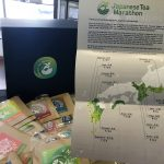 Maratón de té japones
