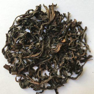 Té negro malawi bvumwe