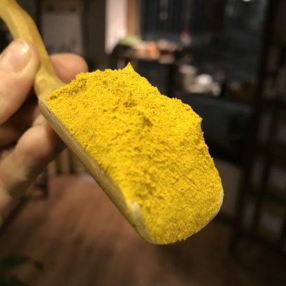 cúrcuma spicy chai
