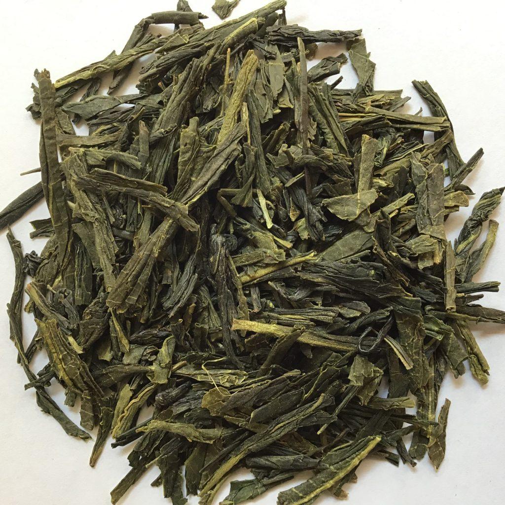 Té verde japones bancha